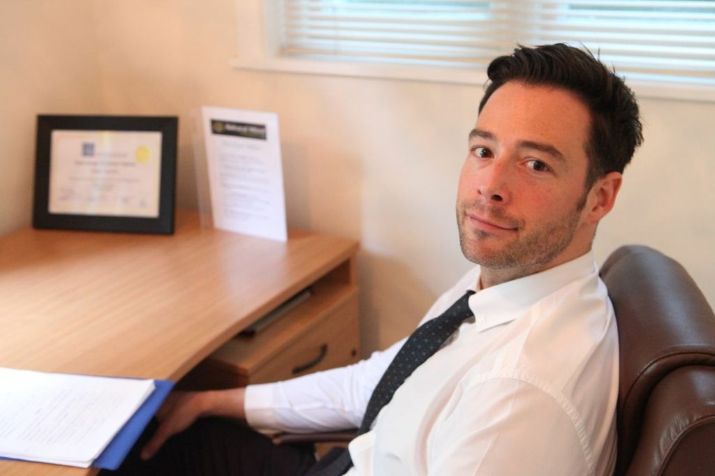 Kristian Lees Bell Hypnotherapist